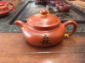 潮州功夫茶泡茶茶壶,朱泥半手工式仿古壶,潮制茶艺