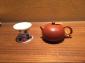 经典式朱泥小巧西施茶壶,半手工式,潮制茶艺